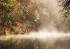 eume rzeka zdjęcie royalty free