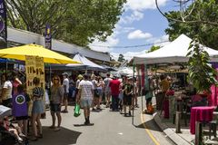 Free Eumundi Markets In The Sunshine Coast Royalty Free Stock Photos - 107257018