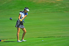 Eun An LPGA Safeway Classic Pro-AM Stock Photography