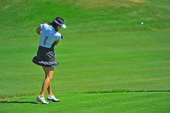Eun An LPGA Safeway Classic Pro-AM Royalty Free Stock Photo