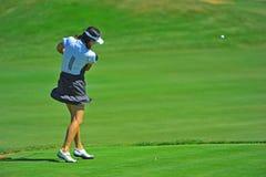 Eun um clássico de LPGA Safeway Pro-ESTÁ Foto de Stock Royalty Free