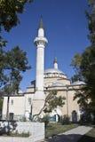 eupatoria jami juma khan清真寺 免版税图库摄影