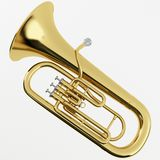Euphonium Royalty Free Stock Image