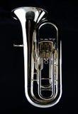 Euphonium baixo da tuba Fotografia de Stock Royalty Free
