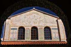 Euphrasian basilica Stock Photo