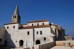 Euphrasian Basilica Royalty Free Stock Image