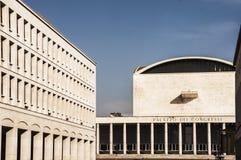 eur罗马 免版税库存照片