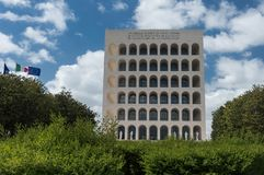 EUR Рим - Италия Стоковые Фотографии RF