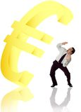 Eur Stock Foto
