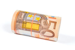 50 Eur Stock Photography