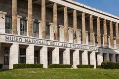 EUR em Roma Fotos de Stock Royalty Free