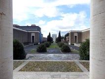 EUR Esposizione Universale Roma, Рим стоковые фото