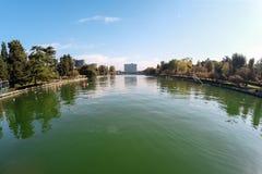 Eur lake in Rome Stock Photos
