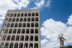 EUR Rom - Italien Lizenzfreie Stockfotos