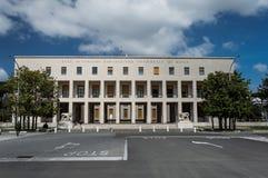 Eur Rome, Italien Arkivfoton