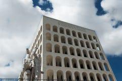 EUR Rome - Italien Royaltyfria Foton