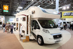 Eura Mobil Camper Stock Photo