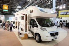 Eura Mobil Camper Stock Photo
