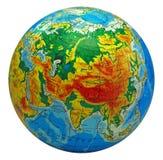 eurasia centrum kula ziemska Obrazy Royalty Free