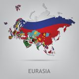 Eurasia Royalty Free Stock Photo