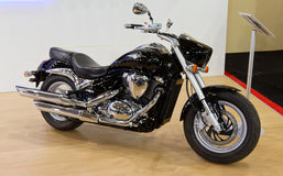 Eurasia Moto Bike Expo 2012 Royalty Free Stock Photo