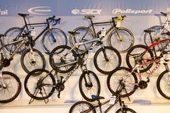 Eurasia Moto Bike Expo 2013 Stock Photo