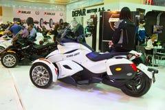 Eurasia Moto Bike Expo 2013 Stock Photography