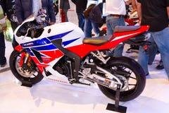 Eurasia Moto Bike Expo 2013 Royalty Free Stock Image