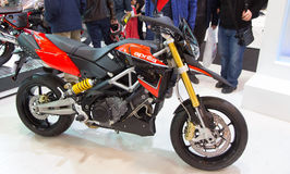 Eurasia Moto Bike Expo Royalty Free Stock Photo