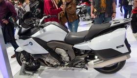 Eurasia Moto Bike Expo Royalty Free Stock Images