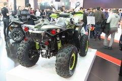 Eurasia Moto Bike Expo Stock Photos