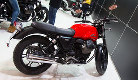 Eurasia Moto Bike Expo Royalty Free Stock Photos