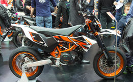 Eurasia Moto Bike Expo Stock Photo