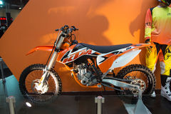 Eurasia Moto Bike Expo Royalty Free Stock Image