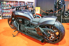 Eurasia Moto Bike Expo 2015, Istanbul Royalty Free Stock Image