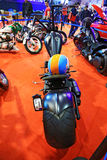 Eurasia Moto Bike Expo 2015, Istanbul Stock Photos