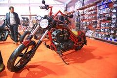 Eurasia Moto Bike Expo 2015, Istanbul Stock Image