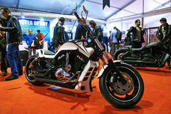 Eurasia Moto Bike Expo 2015, Istanbul Royalty Free Stock Photography