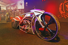 Eurasia Moto Bike Expo 2015, Istanbul Royalty Free Stock Images