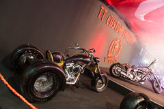Eurasia Moto Bike Expo Stock Photography