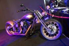 Eurasia Moto Bike Expo Stock Photo