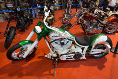 Eurasia Moto Bike Expo Stock Photography