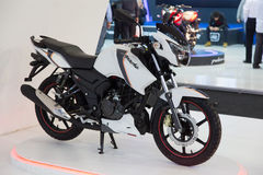Eurasia Moto Bike Expo Stock Images