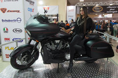 Eurasia Moto Bike Expo Stock Image