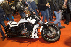 Eurasia Moto Bike Expo Royalty Free Stock Images