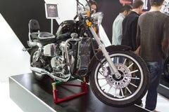 Eurasia Moto Bike Expo 2013 Stock Images