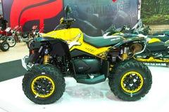 Eurasia Moto Bike Expo 2013 Stock Photos