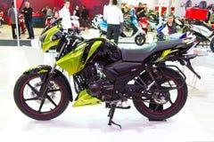 Eurasia Moto Bike Expo 2013 Royalty Free Stock Photography