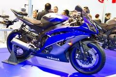 Eurasia Moto Bike Expo 2013 Stock Image
