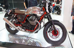 Eurasia Moto cykelexpo Royaltyfria Foton